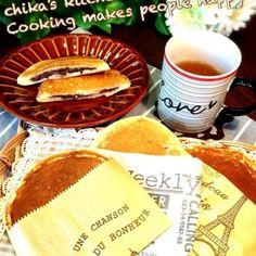 韓国屋台の味をお家で♪アレで簡単もっちもちなホットク♡