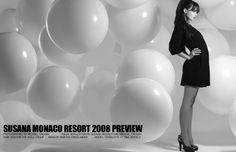 Susana Monaco Catalog Early Spring 2008 by Michael Creagh, via Behance