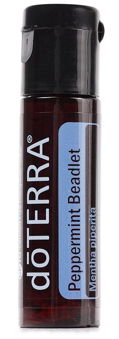 doTERRA Peppermint Essential Oil Beadlets 125 ct *** Additional details at the pin image, click it  : Travel Perfume and fragrance
