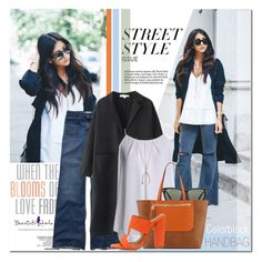 """""""Street Style Issue"""" by never-alone ❤ liked on Polyvore featuring Chiara Ferragni, Abercrombie & Fitch, Ray-Ban, Neiman Marcus and Aamaya by priyanka"""
