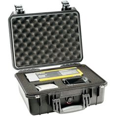 Pelican 1450 Protector Case With Pick N Pluck Foam (black) – USMART NY