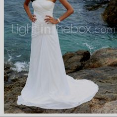 The perfect wedding dress. One I will have.