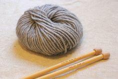 DIY Cómo hacer gorro de lana (patrón gratis) | Aprender manualidades es facilisimo.com