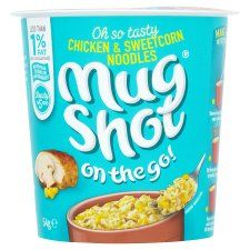 Mug Shot On The Go Chicken Noodle 54G - Groceries - Tesco Groceries - SYN FREE