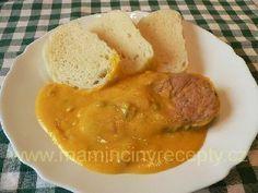 Hamburská kýta Czech Recipes, Ethnic Recipes, Mashed Potatoes, Bread, Chicken, Czech Food, Fine Dining, Koken, Smash Potatoes