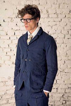 d6f47044d5b67 WWM by Mr. Suzuki, any other brand make jackets like this ? Michael Graham  · Suzuki Woolrich · Woolrich Woolen Mills ...
