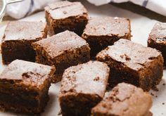 Batalha das calorias: brownie de doce de leite x brownie de Nutella