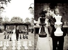 king and queen by caroline tran, via Flickr