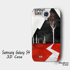 Sleeping With Sirens With Ears Samsung Galaxy S4 I9500 3D Case - PDA Accessories