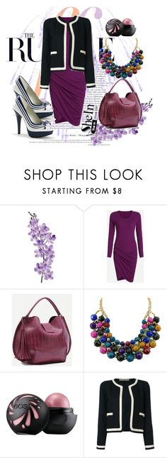 """""""SheIn 5"""" by dinka1-749 ❤ liked on Polyvore featuring Laura Cole, Chanel and Pinup Couture"""