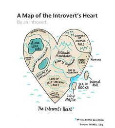 An introvert's heart. This is just cute.