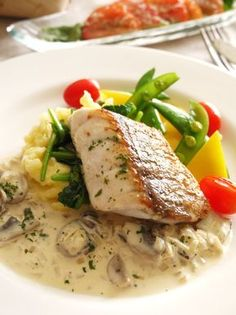 misako's favorite life & recipe  in タイ Fish Recipes, Seafood Recipes, Asian Recipes, Healthy Dinner Recipes, Cooking Recipes, Tasty, Yummy Food, Food Platters, Daily Meals