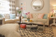 On My Mind Monday: Mixing gold and silver in a room.