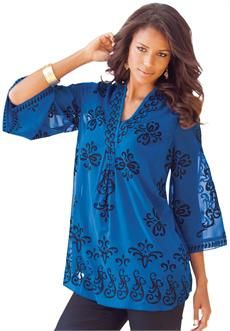 Discount On Baroque Tunic