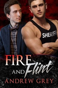 Lelyana's Book Blog: REVIEW :  Fire and Flint (Carlisle Deputies #1) by...