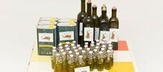 Olijfolie uit Sardinie.