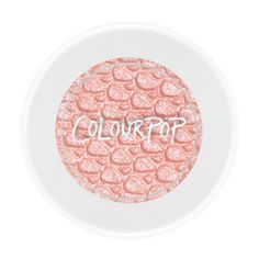 Tea Party metallic pink eye shadow