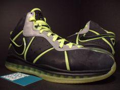 "2010 Nike Air Max Lebron VIII ""DJ CLARK KENT 112 PACK"" Player Exclusive (PE) Promo Sample"