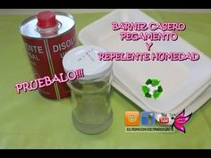 Como Hacer tu Propia Laca Vitral al Agua - YouTube Make Gold, Pasta Flexible, Paper Beads, Easy Diy Crafts, Cold Porcelain, Diy Painting, Cardmaking, Decoupage, Craft Supplies