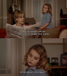 outnumbered. Fab.
