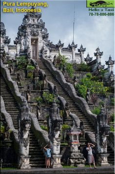 #Culture #Travel ..!! Pura Lempuyang, Bali, Indonesia. #Best #Taxi and #driver #service #provider #ahmedabad Call : 78-78-886-886 www.hello2taxi.com