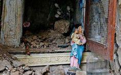 7 momentos en los que María sobrevivió a nuestros terremotos físicos y espirituales