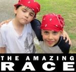Amazing Race Game for Kids - I can't wait to try this on our next camping trip!