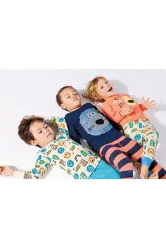 Buy Three Pack Tiger/Lion Snuggle Fit Pyjamas online today at Next: Belgium Toddler Boy Outfits, Toddler Boys, Sleepless Nights, Monsoon, Uk Online, Pyjamas, Kids Wear, Snuggles, Lounge Wear