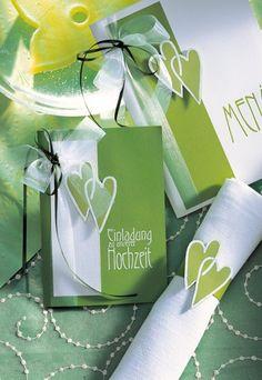 Grünes Herz