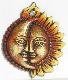 Sun And Moon Wall Art sun and moon wall plaque fits into almost all decorating styles