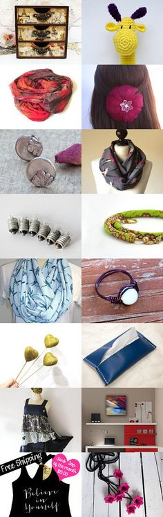 My Friday Finds by Molly on Etsy--Pinned with TreasuryPin.com