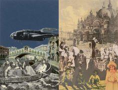 Peter Blake - Venice Fantasies