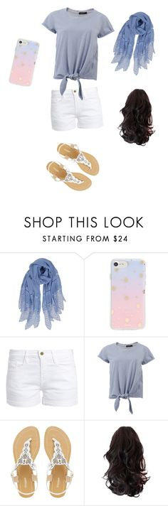 """""""It's a Summer thing"""" by jess-stylist22 on Polyvore featuring Humble Chic, Sonix, Frame, LaMarque and Dune"""