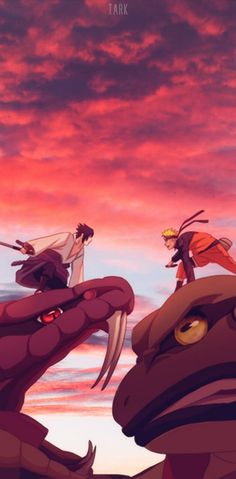 Naruto x Sasuke  wallpaper by tarksama - 466a - Free on ZEDGE™