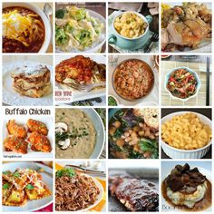 As someone who has cooked a meal at least twice a week in a Crock Pot for the last 8 years, I am amazed at how many people tell me they never use their slow cooker. With my work hours constantly changing, I don't know what I would have done without a slow cooker. It's not just for pot roast, peeps. You can seriously make just about anything, and make it well in the slow cooker. From carnivorous to vegetarian, casual to serve to company food, Asian to Italian- you can do it all without ...