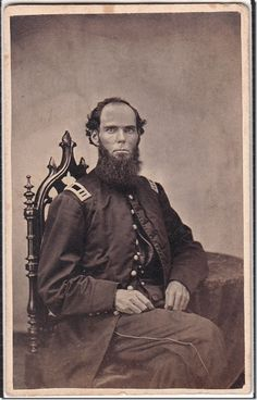 Military Monday ~ Dr. Homer Clark Waterman – Assistant Surgeon in the Civil War #genealogy #geneabloggers