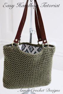 Stylish Easy To Make Handbag Tutorial