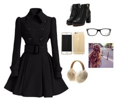 """""""Untitled #5"""" by taylorisawesome333 on Polyvore featuring Ray-Ban and UGG Australia"""