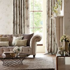 Products | Harlequin - Designer Fabrics and Wallpapers | Lotus (HMOS131348) | Momentum 5 & 6
