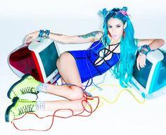 Dolls Kill x Natasha Lillipore