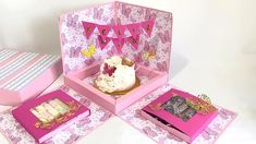 Decorative Boxes, Gift Wrapping, Gifts, Home Decor, Crates, Gift Wrapping Paper, Presents, Decoration Home, Room Decor