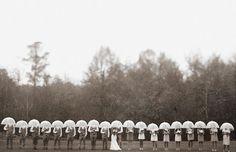Wedding Photography Ideas : Make the rain work for you!!