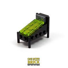 LEGO Pinball Arcade Games Machine furniture - Minifig scale - NEW pieces | eBay