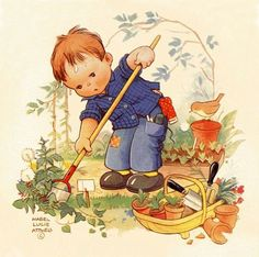 Illustration by Mabel Lucie Attwell