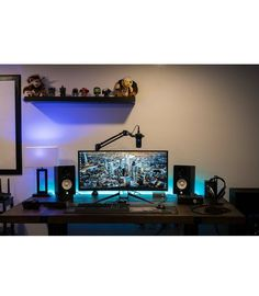 """""""Here's a really cool setup found from @dream_setups."""