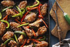 #SchoolYourChicken Recipes - Asian Chicken Wings » Chicken.ca