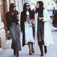 Missonettes on the streets of Milan by Giorgia Tordini of Grazia.it
