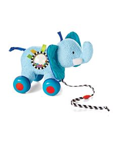 Another great find on #zulily! Wobble-Along Elephant Toy by Parents by Manhattan Toy #zulilyfinds
