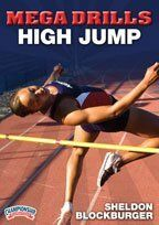 Championship Productions Sheldon Blockburger: Mega Drills High Jump DVD by Championship Productions. $39.99. With Sheldon Blockburger, University of Arizona Assistant Coach; has coached five National Champions in the jumps and multi-events. Unlock your jumping potential with over 30 drills and progressions Sheldon Blockburger takes you through a series of progressive teaching skills and drills ideal for teaching your high jumpers how to make their approach more consistent, lear...