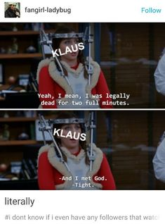 The episode where klaus sees Reginald Hunger Games, Robert Sheehan, Dysfunctional Family, Under My Umbrella, Brooklyn Nine Nine, Lol, Favorite Tv Shows, Fangirl, At Least
